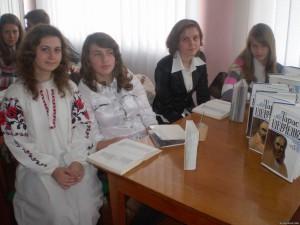 77613862 300x225 - 21 березня в районній бібліотеці відбулося свято, присвячене 198 річниці з дня народження Великого Кобзаря