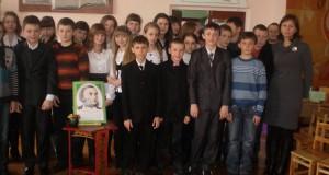 23287885 300x160 - Виховний захід присвячений відомому українському байкарю Л.І.Глібову, який провели учні 3(7) Б класу