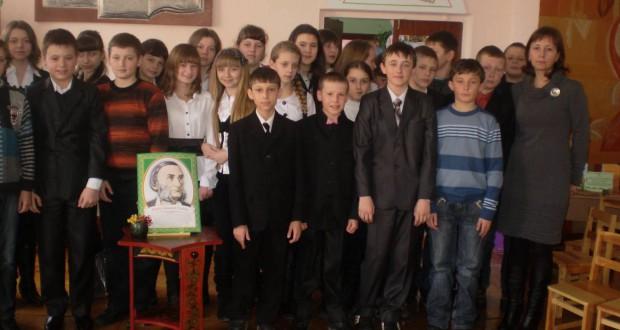 23287885 620x330 - Виховний захід присвячений відомому українському байкарю Л.І.Глібову, який провели учні 3(7) Б класу