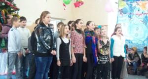 22916314 300x160 - Новорічне свято учнів 2(6)А класу