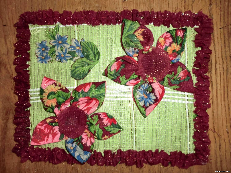 60487332 - Кожна дівчина любить квіти, а квіти виготовлені власноруч - ще більше