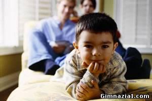 60898269 - Як допомогти тривожній дитині?