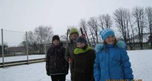 83383387 300x160 - Зимові розваги учнів 1(5)А класу