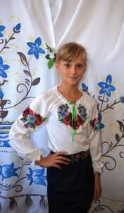 Gadzhuk Viktoriya 176x300 - Онлайн - голосування