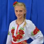 Gadzhuk Viktoriya 26V 150x150 - Найкраща вишиванка гімназії - 2016
