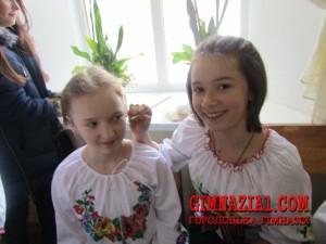13 300x225 - Тиждень української культури у Городоцькій гімназії (16–20 січня)