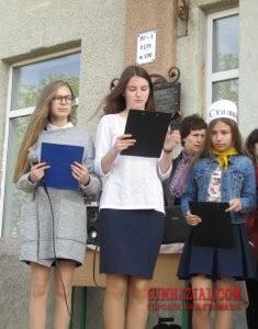 IMG 4273 235x300 - Лінійка пам'яті Чорнобильської трагедії.