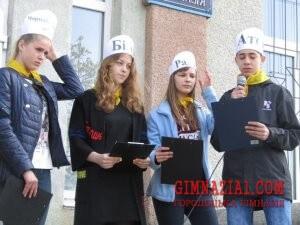 IMG 4281 300x225 - Лінійка пам'яті Чорнобильської трагедії.