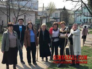 IRbqmwJOp4I 300x225 - Весняний суботник у Городоцькій гімназії
