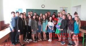 phpBrislCkc 300x160 - Зустріч творчих учнів гімназії з письменницею Валентиною Колядою