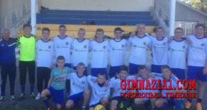 1 300x160 - Футбольна команда гімназії – володарі кубка «Міського голови»