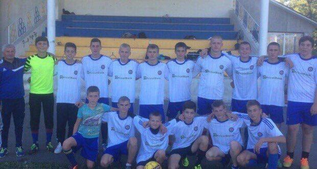 1 620x330 - Футбольна команда гімназії – володарі кубка «Міського голови»