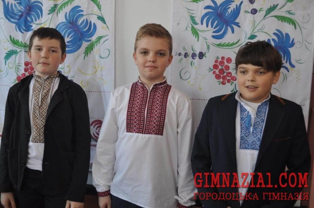 DSC 0021 - Тиждень української культури у гімназії