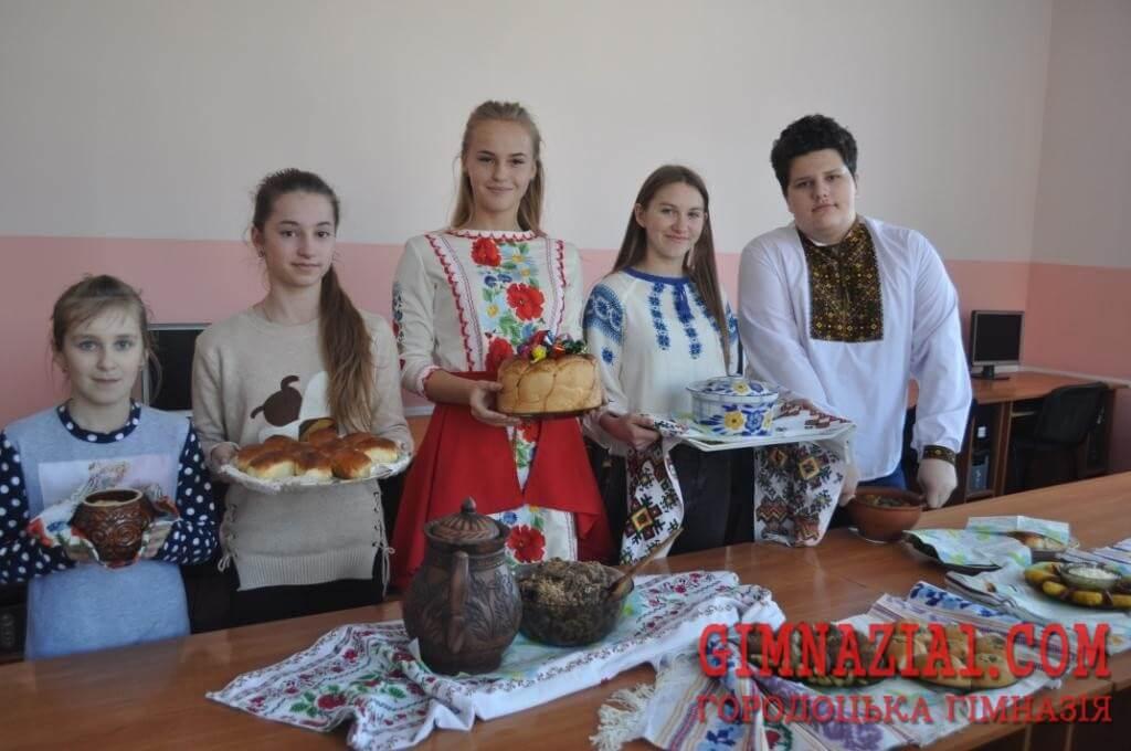 DSC 0024 - Тиждень української культури у гімназії