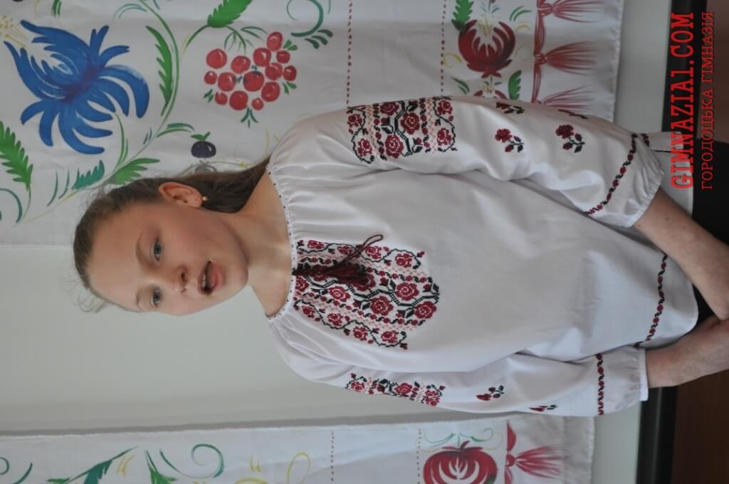 DSC 0026 1 - Тиждень української культури у гімназії