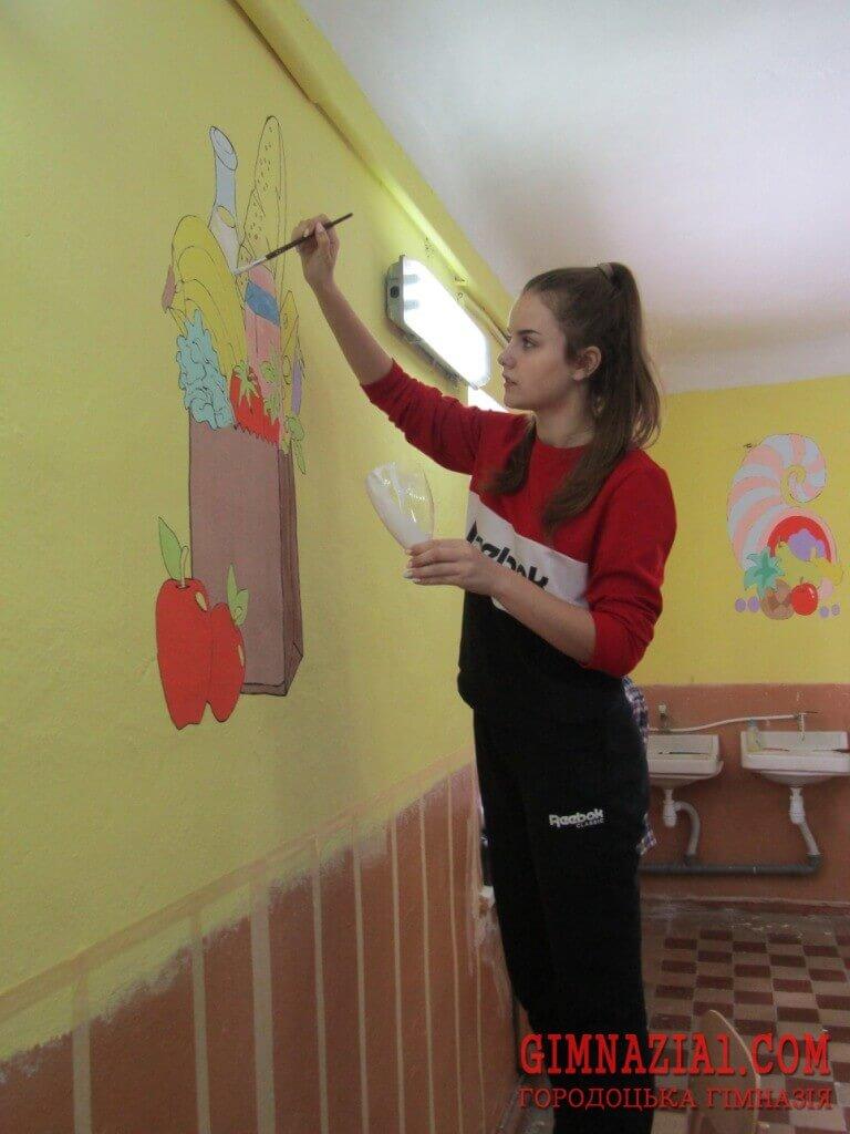 IMG 5999 - Проект «Шкільна їдальня - територія комфорту»