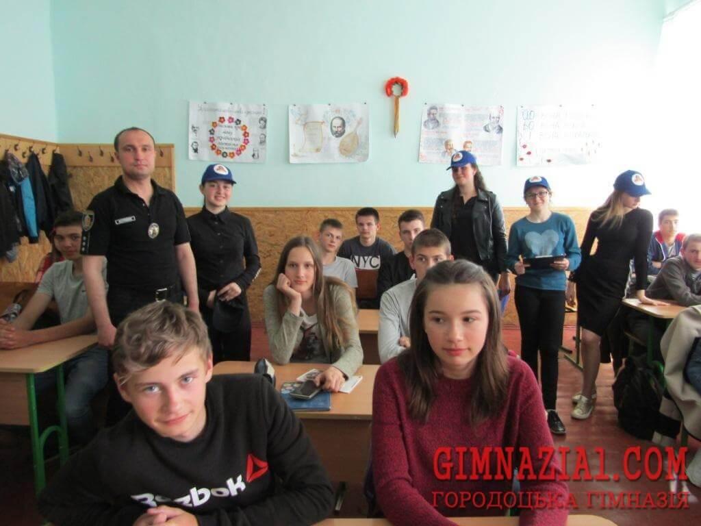 IMG 6416 - Бесіда «Недопущення вчинення неповнолітніми адміністративних та кримінальних правопорушень»
