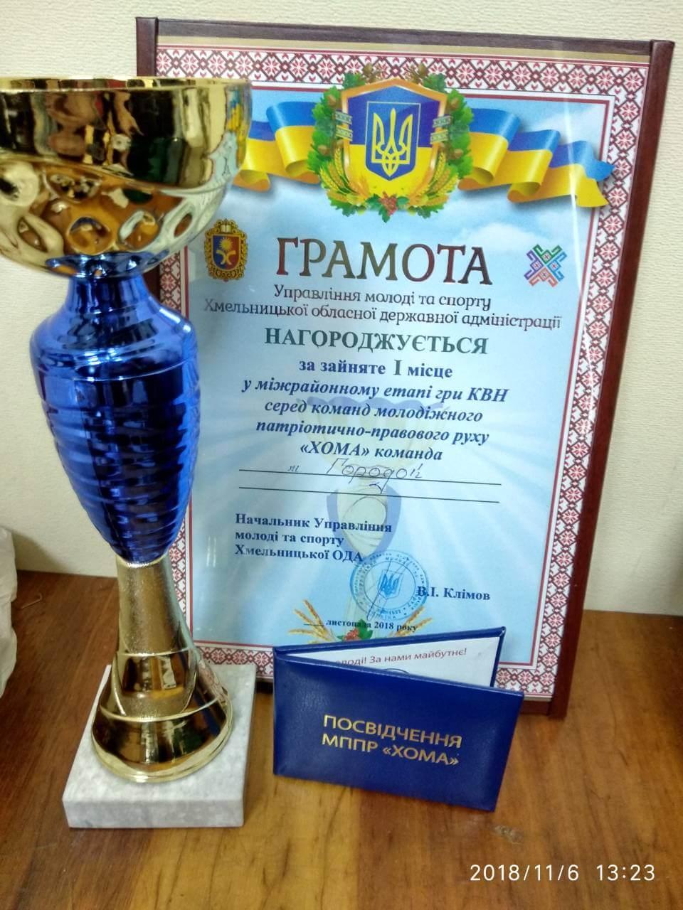 """5 - Ліга КВК """"Хома"""""""