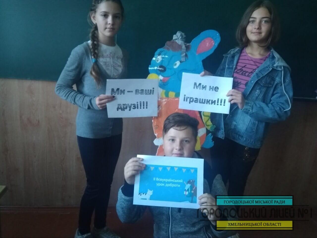 7b - Всеукраїнський урок доброти