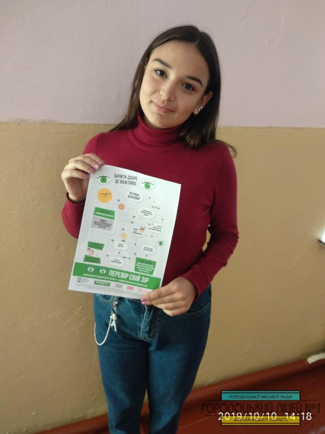 "zobrazhennya viber 2019 10 10 14 34 27 - Всеукраїнський урок ""Здоровий зір"""