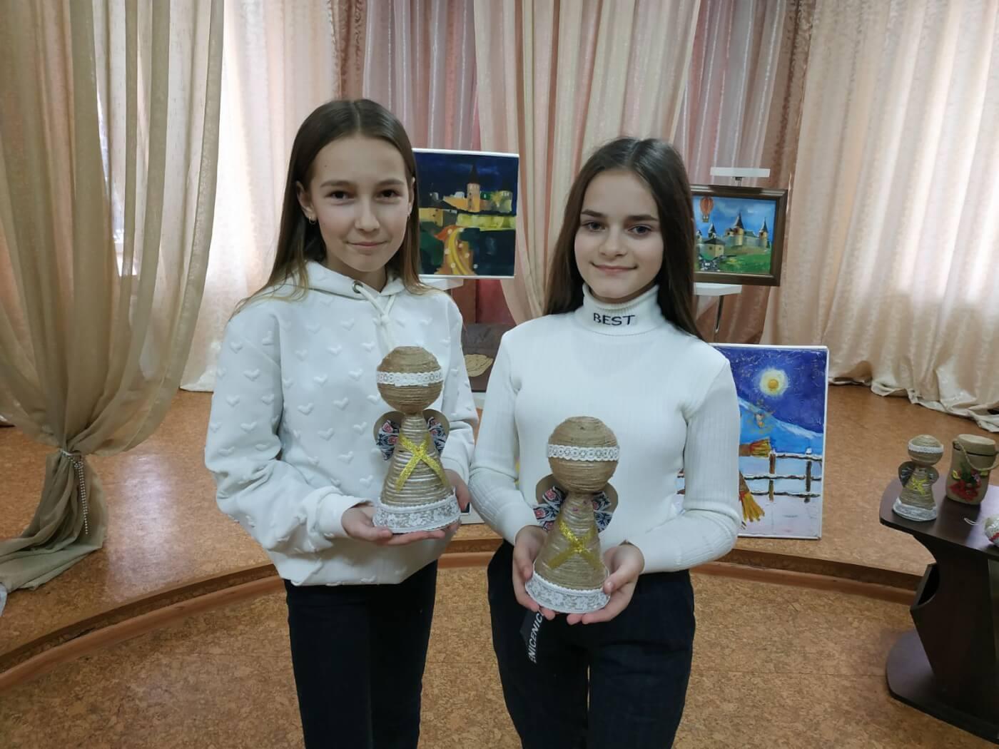 """zobrazhennya viber 2020 02 12 10 54 34 - Майстер клас  """"Лялька-мотанка"""""""