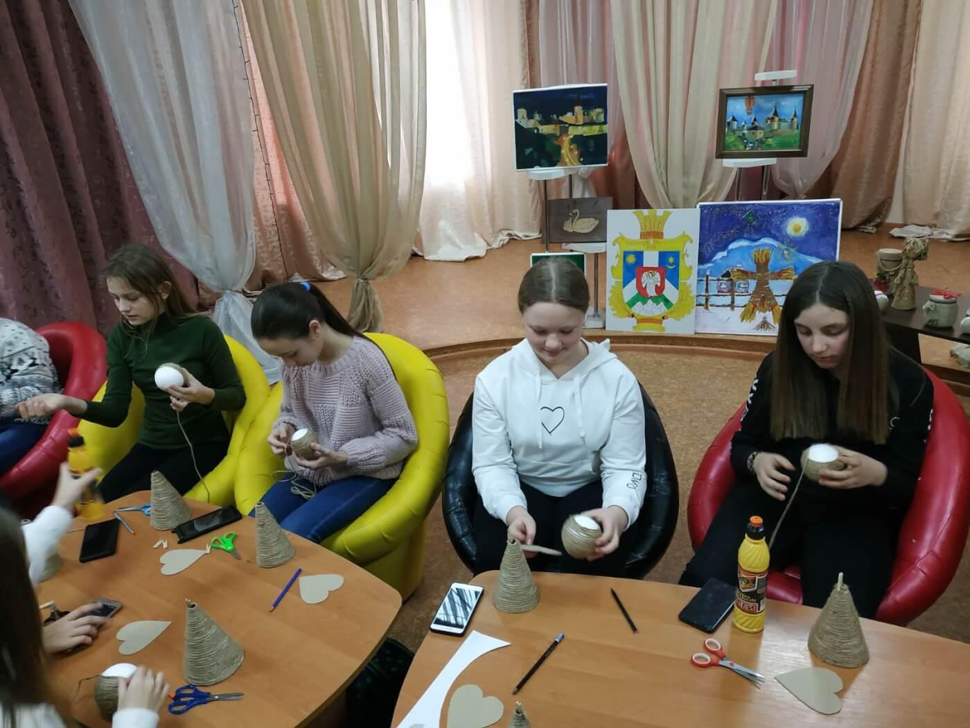 """zobrazhennya viber 2020 02 12 10 54 352 - Майстер клас  """"Лялька-мотанка"""""""