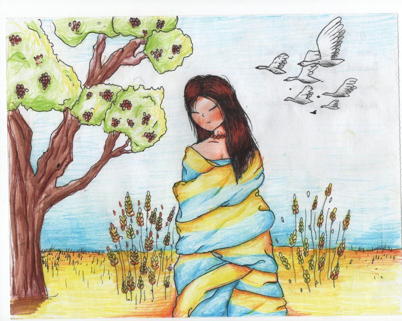 zagurskyj vitalij 1400x1118 - Всеукраїнський конкурс шкільних малюнків «Мої права»