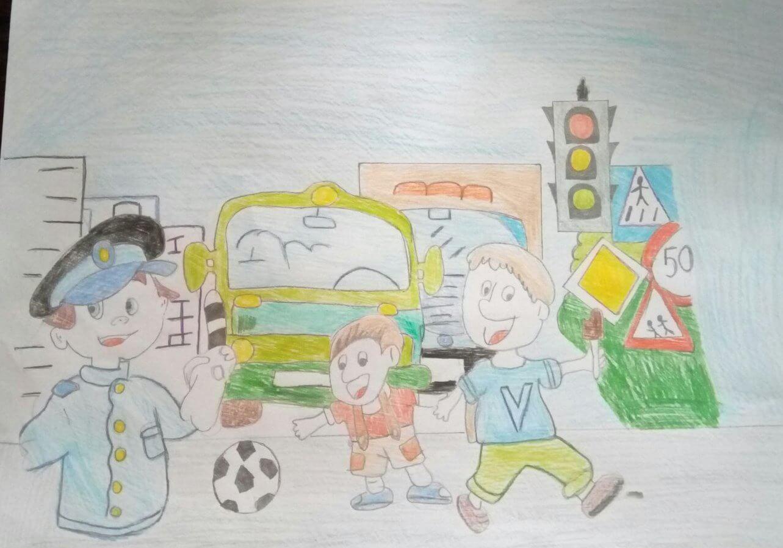 zobrazhennya viber 2020 05 21 07 58 21 - Конкурс малюнків серед учнів 5 - 7 класів з безпеки дорожнього руху